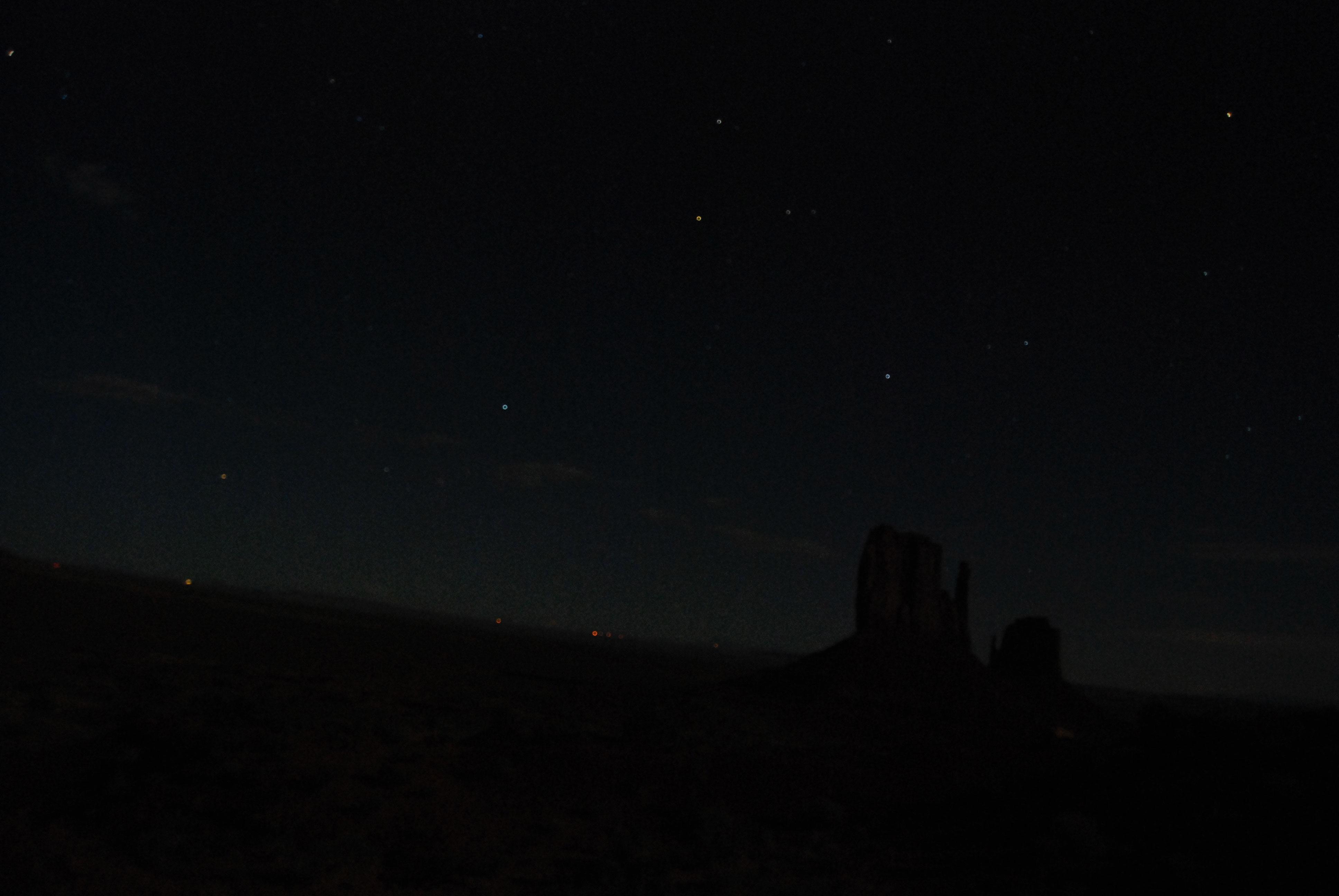 Stelle - Monument Valley