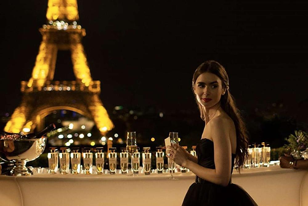 Copyright Emily in Paris