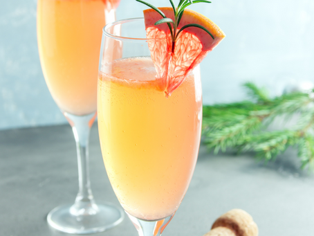 Let's get this party started! The best sparkling wine cocktails