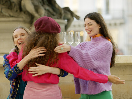 The true power of girl power: Why female friendships are so unique