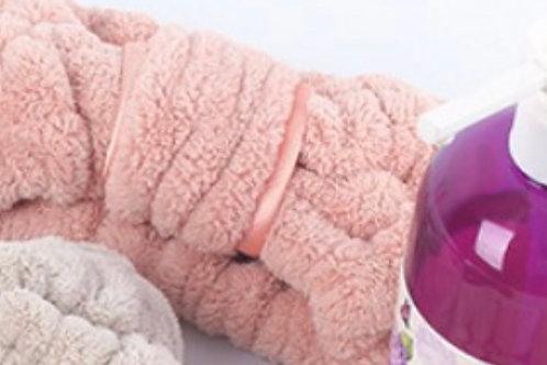 Facial Headband (Pink)