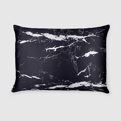 Black Marble Pillowcase