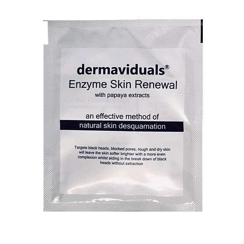 Dermaviduals Enzyme Peeling Mask 10g