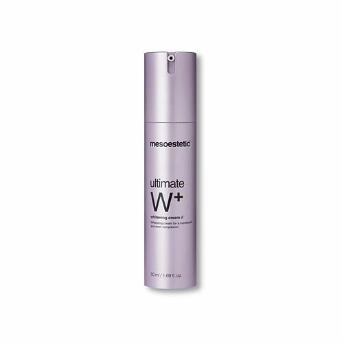 Mesoestetic Ultimate W+ Whitening Cream