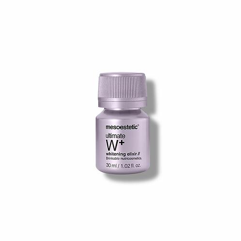 Ultimate W+ whitening elixir