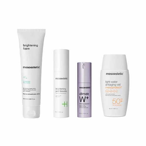 Mesoestetic Depigmentation Skin Preparation Kit