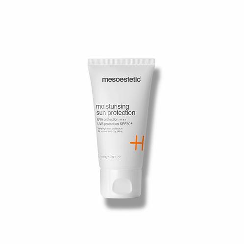 moisturizing sun protection - Mesoestetic