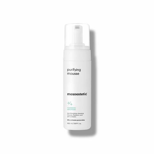 purifying mousse by mesoestetic