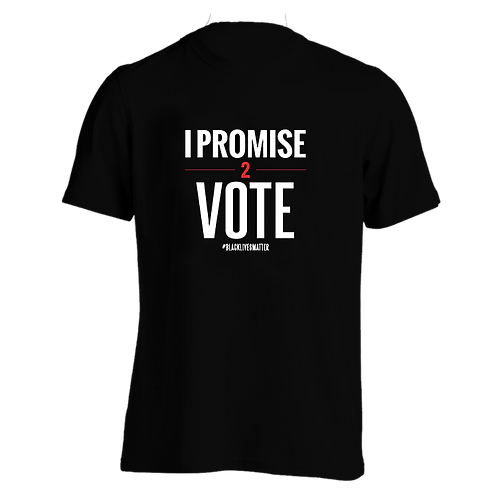 I Promise 2:  Vote  T-Shirt (Mens)