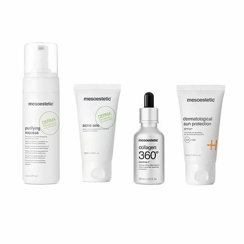 Mesoestetic Acne Management Skin Preparation Kit