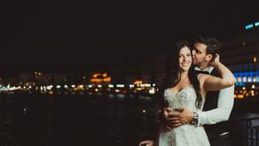 Ο ξεχωριστός γάμος της Έλενας και του Γιώργου, σε μια ιδιωτική τελετή!