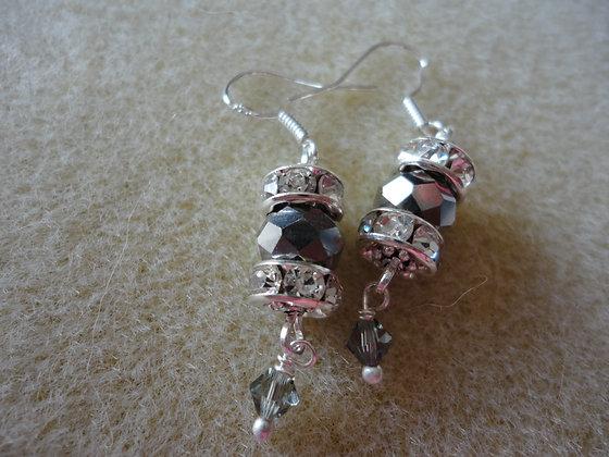 Rondelle Earrings/EW142