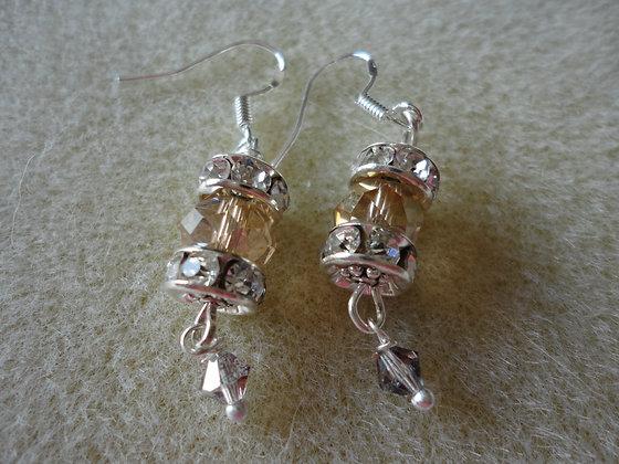 Rondelle Earrings/EW143