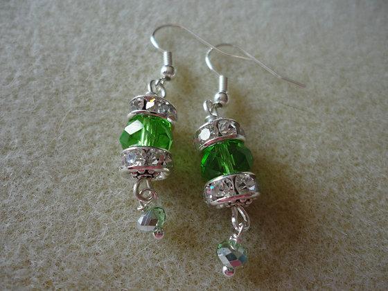Rondelle Earrings/EW141