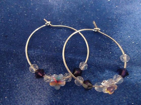 Hoop Earrings/ EH234