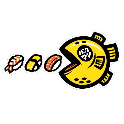 Pac Fugu decal