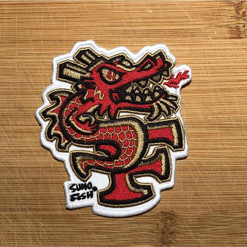 SF Dragon Patch
