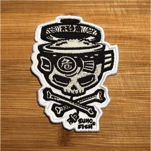 Gohan Skull Patch