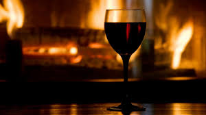Wines for in front of the fireplace