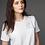 """Thumbnail: T-shirt manches courtes """"Julia"""" femme"""