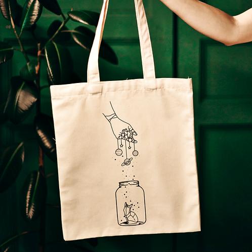 Tote Bag Fox Dream