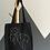 Thumbnail: Tote Bag oneline Noir