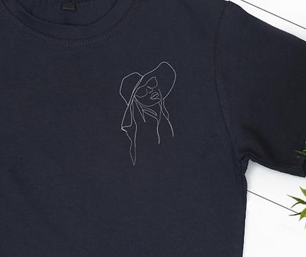 """T-shirt manches courtes """"Dolores"""" femme"""