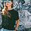 """Thumbnail: T-shirt manches courtes """"Allison"""" femme"""