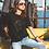 "Thumbnail: T-shirt manches courtes ""David"" femme"