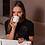 """Thumbnail: T-shirt manches courtes """"Eleanor"""" femme"""
