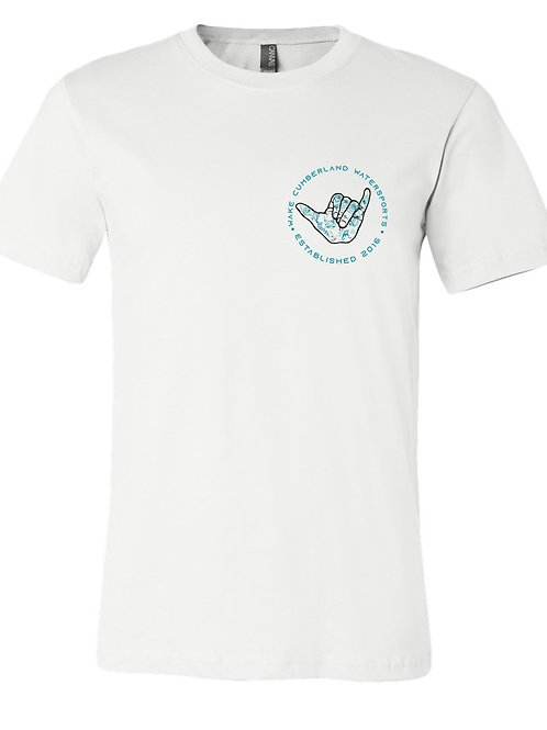 White Shaka Shirt