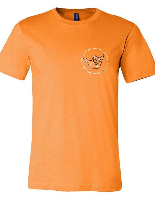 Orange Shaka Shirt