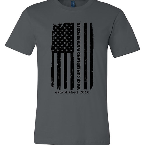 Grey Flag Shirt