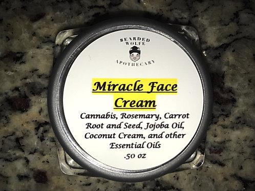 Face Cream .50 oz
