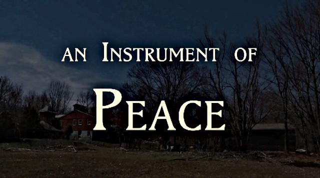 An Instrument of Peace