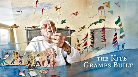 The Kite Gramps Built