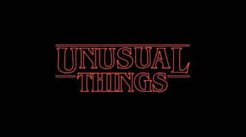 Unusual Things