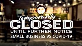 Small Businesses vs. COVID