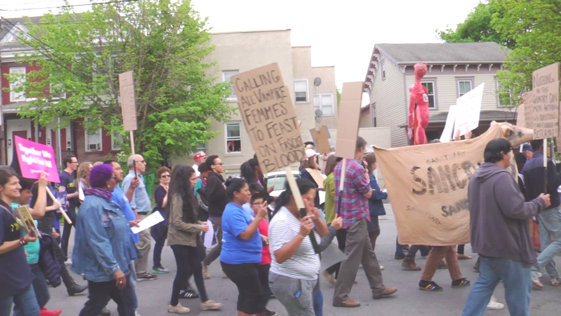 Poughkeepsie May Day