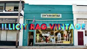 Illicit Rag Anniversary Promo