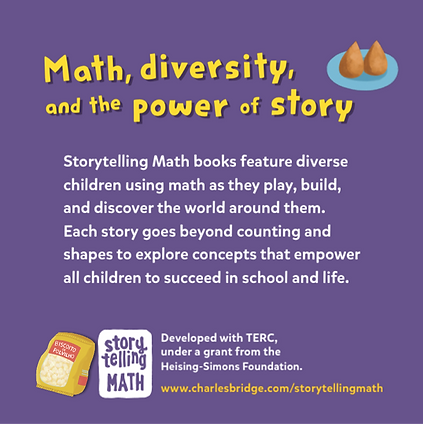 Math Diversity and the Power of Story