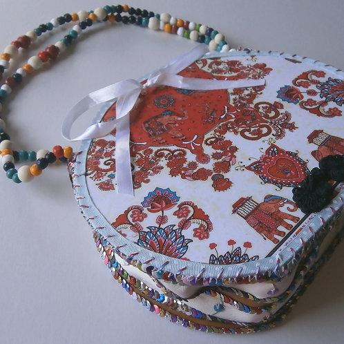 "Handbag ""India"""