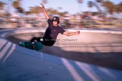 Sean Johnson - Venice Skate Park