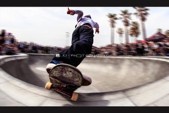Cory Juneau - Venice Skate Park