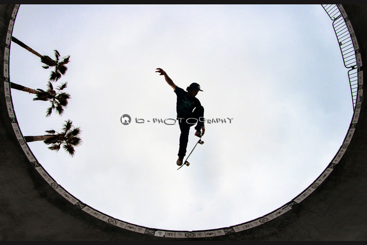 Sean Johnson - Venice Skate Park