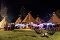 Tipi Party Sunshine Coast
