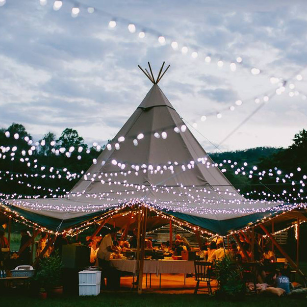Tipi Hire Sunshine Coast