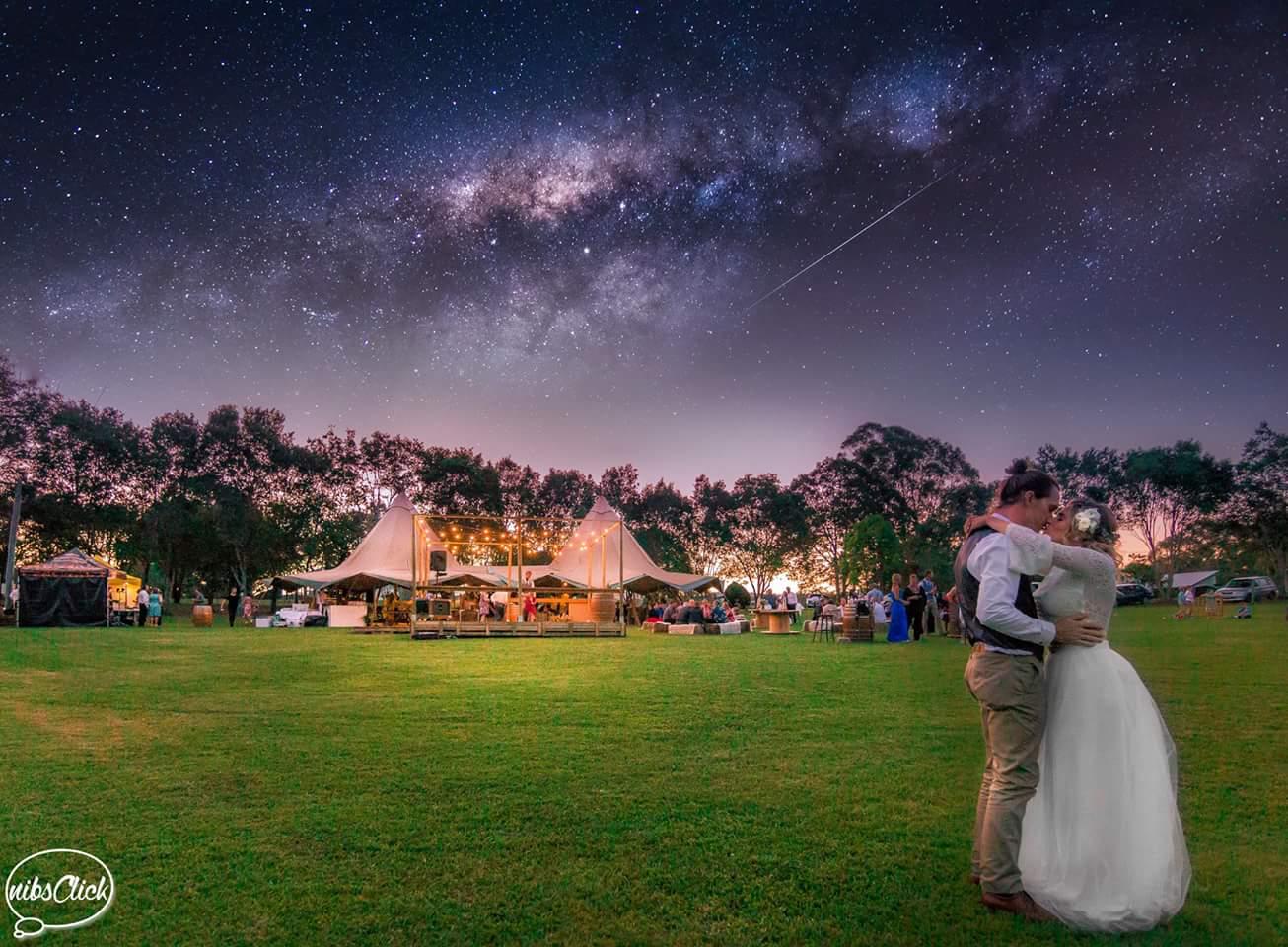 Tipi Luxe Weddings