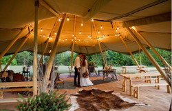 Bohemian Inspired Wedding