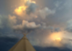 Strong and totally weatherproof our tipis are the perfect option for outdoor events on the Sunshine Coast